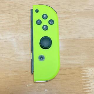 Nintendo Switch - Switch ジョイコン ネオンイエロー 右側(R)