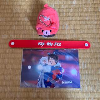 キスマイフットツー(Kis-My-Ft2)のキスマイベア 北山宏光(アイドルグッズ)
