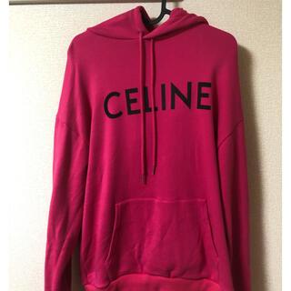 celine - CELINE パーカー 登坂、LISA着用モデル