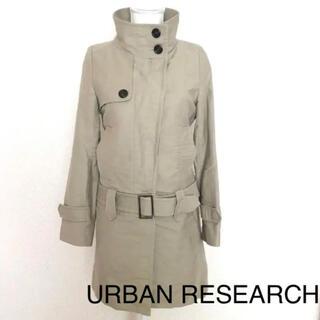 URBAN RESEARCH - URBAN RESEARCH  トレンチコート スタンドカラー サイズ38