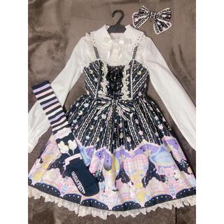 Angelic Pretty - Cotton Candy Shop JSK Set