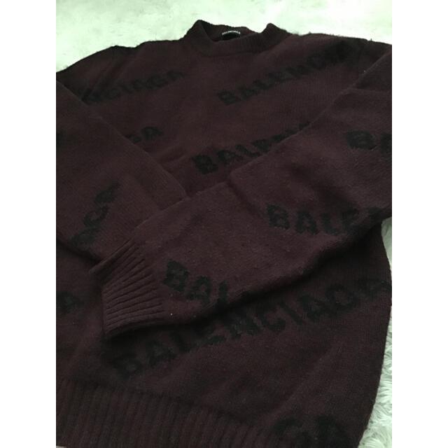 Balenciaga(バレンシアガ)のバレンシアガ ニット レディースのトップス(ニット/セーター)の商品写真