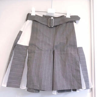 sacai - sacai キュロットスカート パンツ スカート