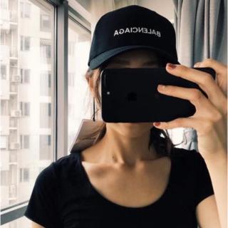 Balenciaga - 【2点6000円送料込み】BALENCIAGAキャップ 男女兼用 ブラック1点
