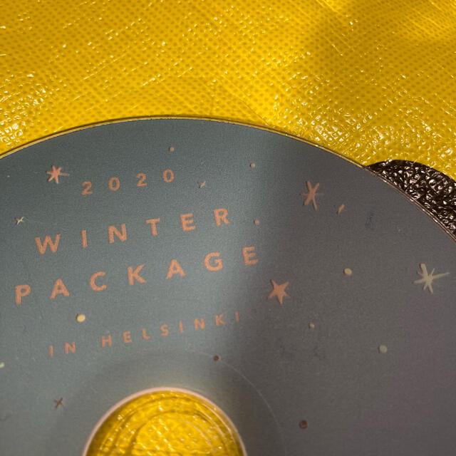 防弾少年団(BTS)(ボウダンショウネンダン)のBTS ウィンターパッケージ 2020 DVD  エンタメ/ホビーのDVD/ブルーレイ(アイドル)の商品写真