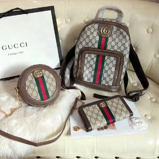 Gucci - 3つで18000円☆☆リュックサック