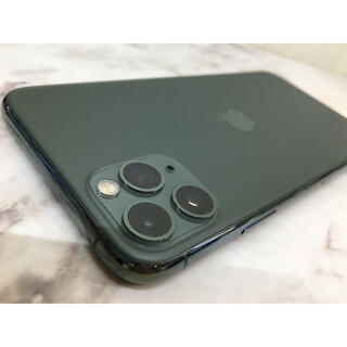 Apple - iPhone11proMAX 256GB グリーン SIMフリー