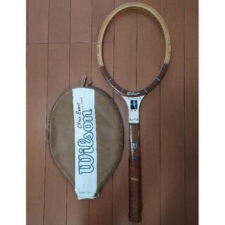 ウィルソン(wilson)のWilson クリス・エバート オートグラフ テニスラケット(ヴィンテージ)(ラケット)