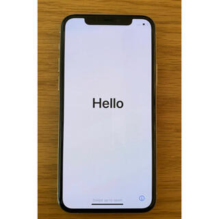Apple - iphone11pro シルバー 64GB