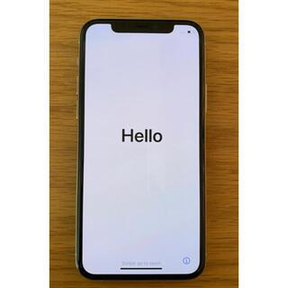 Apple - iphone11pro シルバー 64GB