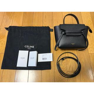 celine - CELINE セリーヌ/ belt pico ベルトバッグ ピコサイズ
