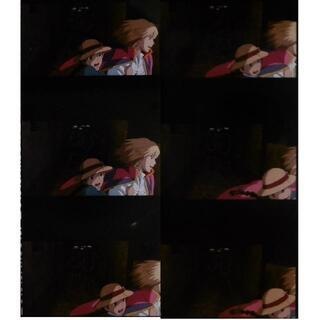 ジブリ(ジブリ)のジブリ☆ハウルの動く城☆フィルムブックマーカー41(その他)