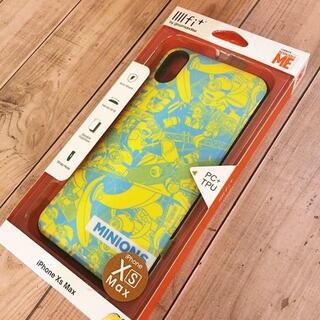 ミニオン(ミニオン)のIIIfi+ ミニオンズ iPhoneXsMAX ケース MINI119B(iPhoneケース)
