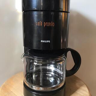 フィリップス(PHILIPS)のPHILIPS フィリップス 全自動コーヒーメーカー《電動ミル付》(コーヒーメーカー)