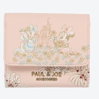 ポールアンドジョー(PAUL & JOE)の【折り財布】Disney × Paul and Joe(財布)