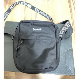 """Supreme - SUPREME 18ss shoulder bag """"black"""""""