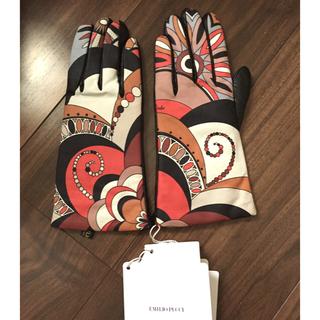 エミリオプッチ(EMILIO PUCCI)の手袋  EMILIO PUCCI(手袋)