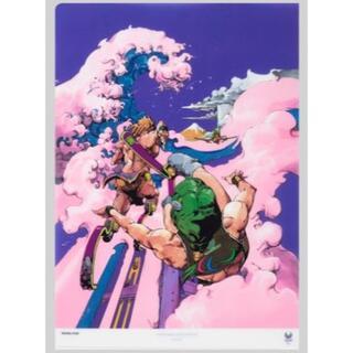 荒木飛呂彦★クリアファイル (東京2020 パラリンピック 公式アートポスター柄(クリアファイル)