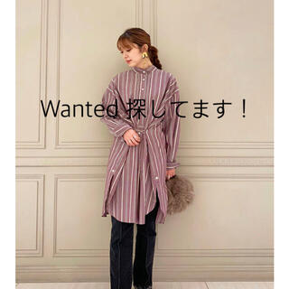 Isabel Marant Étoile 20AW シャツワンピース