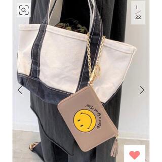 アパルトモンドゥーズィエムクラス(L'Appartement DEUXIEME CLASSE)の【GOOD GRIEF/グッド グリーフ】compact purse(財布)
