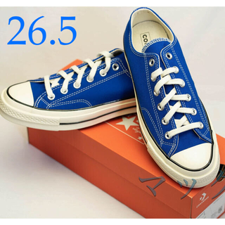 CONVERSE - 【新品】コンバースConverseCT70 チャックテイラー ct70 26.5