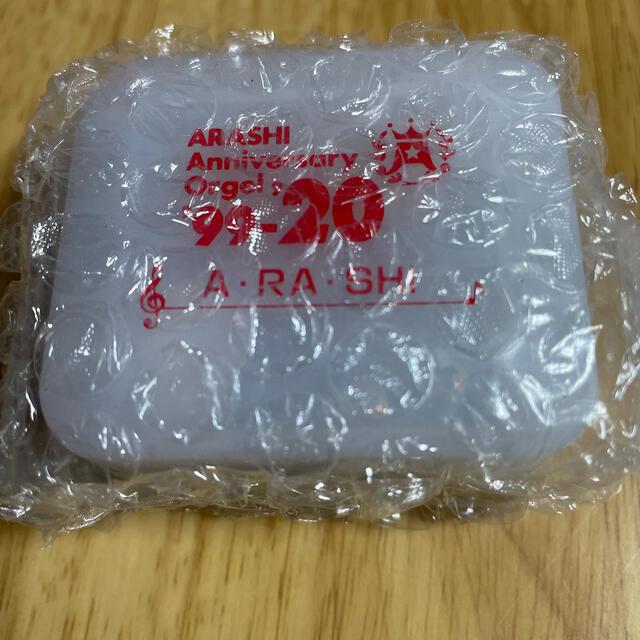 嵐(アラシ)の【非売品】嵐 アニバーサリー オルゴール A・RA・SHI エンタメ/ホビーのタレントグッズ(アイドルグッズ)の商品写真