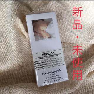 Maison Martin Margiela - 新品 ☆ メゾン マルジェラ レプリカ レイジーサンデーモーニング 100ml