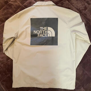 THE NORTH FACE - 【NORTH FACE】BOX LOGO NYLON COACH JACKET