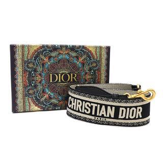 Christian Dior - Christian Dior ショルダーストラップ ベージュ ロゴ A3974
