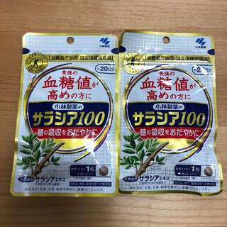コバヤシセイヤク(小林製薬)の小林製薬のサラシア100 60粒(その他)