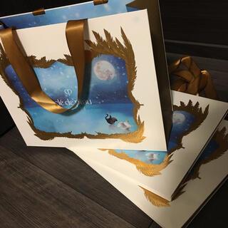 クレドポーボーテ(クレ・ド・ポー ボーテ)のクレドポーボーテ 2020クリスマスコフレ限定ショッパー 紙袋(ショップ袋)