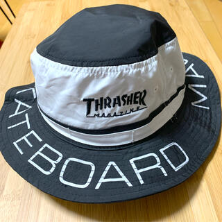 THRASHER - THRASHER スラッシャー アドベンチャーハット アウトドア スケート