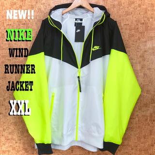 NIKE - 2XL〜3XL 新品 NIKE ナイキ ウィンドランナージャケット 蛍光カラー
