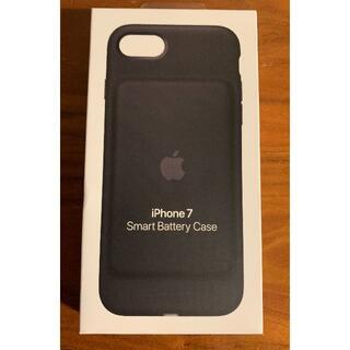 Apple - apple【純正】 iPhone 7用 Smart Battery Case