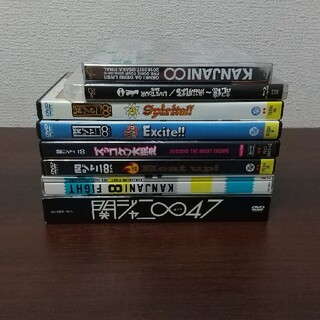 カンジャニエイト(関ジャニ∞)の関ジャニ∞ まとめ売 CD DVD ブルーレイ 計8点(ミュージック)