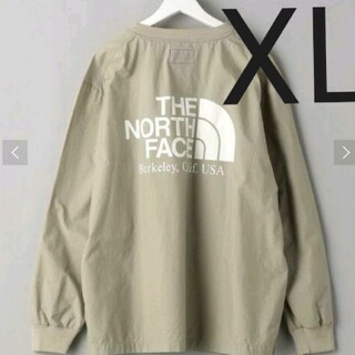 THE NORTH FACE - 別注 THE NORTH FACE PURPLE LABEL LOGO TEE