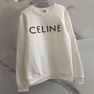 celine - 人気商品❤celineスウェット トレーナー