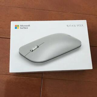 Microsoft - マイクロサーフェス モバイルマウス グレイ