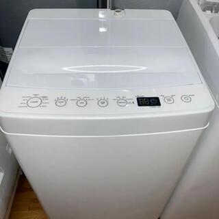 アマダナ(amadana)の(洗浄済)amadana:洗濯機5.5kg2017年製(洗濯機)
