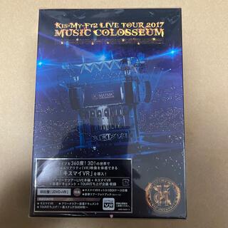 Kis-My-Ft2 - Kis-My-Ft2 MUSIC COLOSSEUM(初回盤) DVD