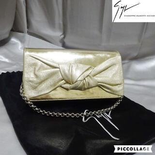 ジュゼッペザノッティ(GIUZEPPE ZANOTTI)の美品・高級 ジュゼッペザノッティ ハンドバッグ/ポシェット(ハンドバッグ)