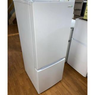 (洗浄済)ヤマダ電機:冷蔵庫156L2018年製【名古屋市内配送無料】(冷蔵庫)