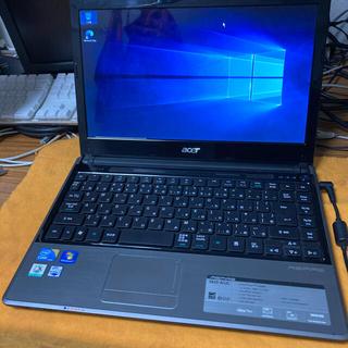 エイサー(Acer)のacer Aspire 3820 AS3820-A52C(ノートPC)