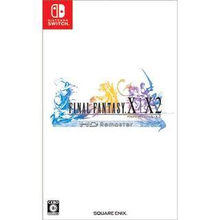 ニンテンドースイッチ(Nintendo Switch)のFINAL FANTASY X/X-2 HD Remaster (携帯用ゲームソフト)