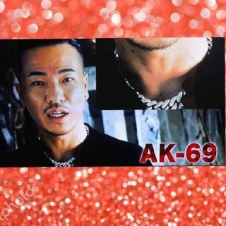 AK-69着用モデル☆ ジルコニアネックレス マイアミ キューバン 喜平(ネックレス)