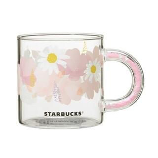Starbucks Coffee - ◇オンライン完売◇ スターバックス さくら マグカップ 耐熱グラスマグ355ml