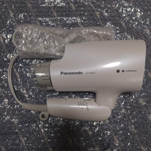 Panasonic(パナソニック)のPanasonic ドライヤー(EH-NA27) スマホ/家電/カメラの美容/健康(ドライヤー)の商品写真