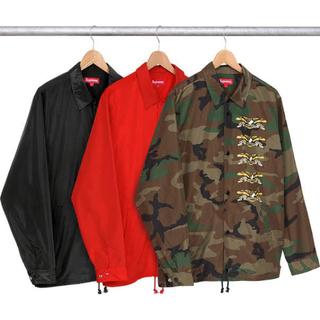 シュプリーム(Supreme)のSUPREME × ANTI HERO Coaches Jacket ジャケット(ナイロンジャケット)