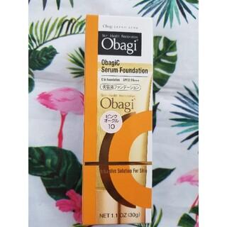 オバジ(Obagi)のオバジCセラムファンデーション ピンクオークル10(ファンデーション)