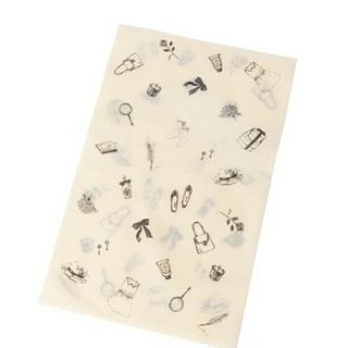 メゾンドフルール(Maison de FLEUR)のメゾンドフルール ラッピング袋3枚(ショップ袋)
